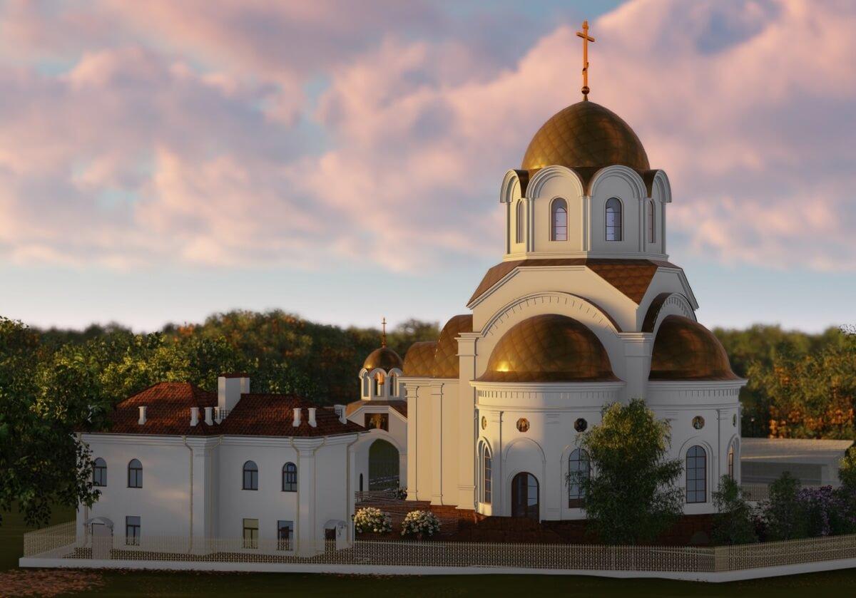 Проектирование храма