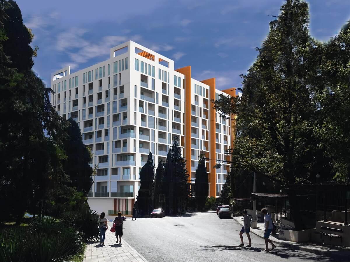 Проектирование отеля